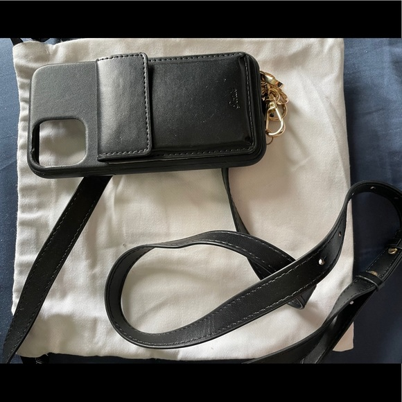 Sonix 11 pro case with strap
